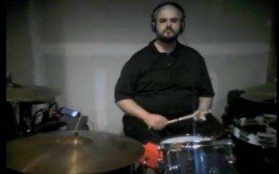 "CMA Percussion Instructor Bill Cashdollar ""Rock & Roll Band"""
