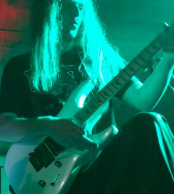 Guitar Solo by CMA Teacher Jonathan Stanley